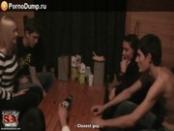 Ruszki fiatalok - csoportos orgia