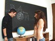 Iskolás amatör szex