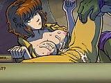Tini Ninja rajzfilm szex