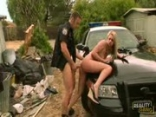 A rendőr bácsi büntet