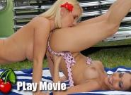 Leszbikus szexfilmek