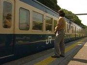 Jó negyvenes japán csávó eredeti környezetben élve
