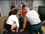 Családi négyes pornó