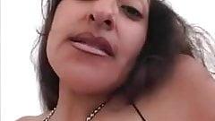 Szex egy cigánylánnyal