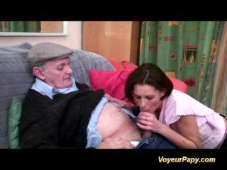 Nagypapa és a tinilány