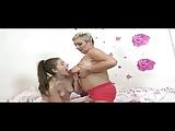 Fiatal és mature leszbikus