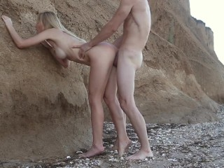 Szex a tengerparton