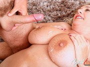 50-es nőt jól megdugják