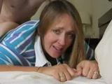 Anyu keményen seggbedugva