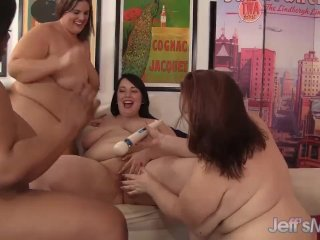 Orgia dagadt idős nőkkel - Great Orgy With Fat Girls