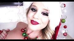 Karácsonyi webcam maszti