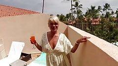 Jasmin Rouge így nyaral kefélés közben