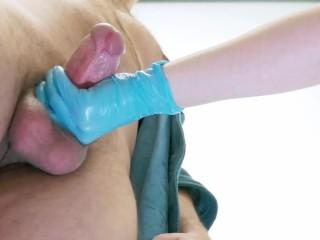 Egészségügyi faszverés nővér kérésére