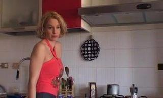 Magyar amatőr pina, Kati szereti a nagyméretű faszt!