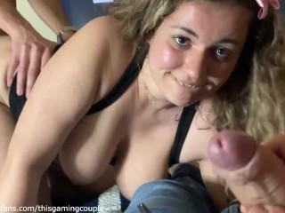Amatőr pár első pornófilmje
