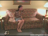 Ellie a szexis tini akcióban