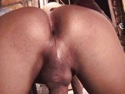 Blonde Brazilian shemale pounded