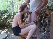 Erdőben oboa
