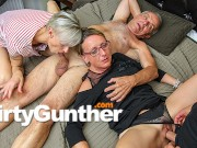 Nagyszülők és unokák kvartettje