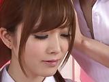 Japán leszbikus csók