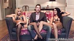 Magyar pornós picsák nagyon durván kapják
