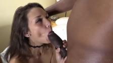 Amatőr tinilány kemény anal castingon